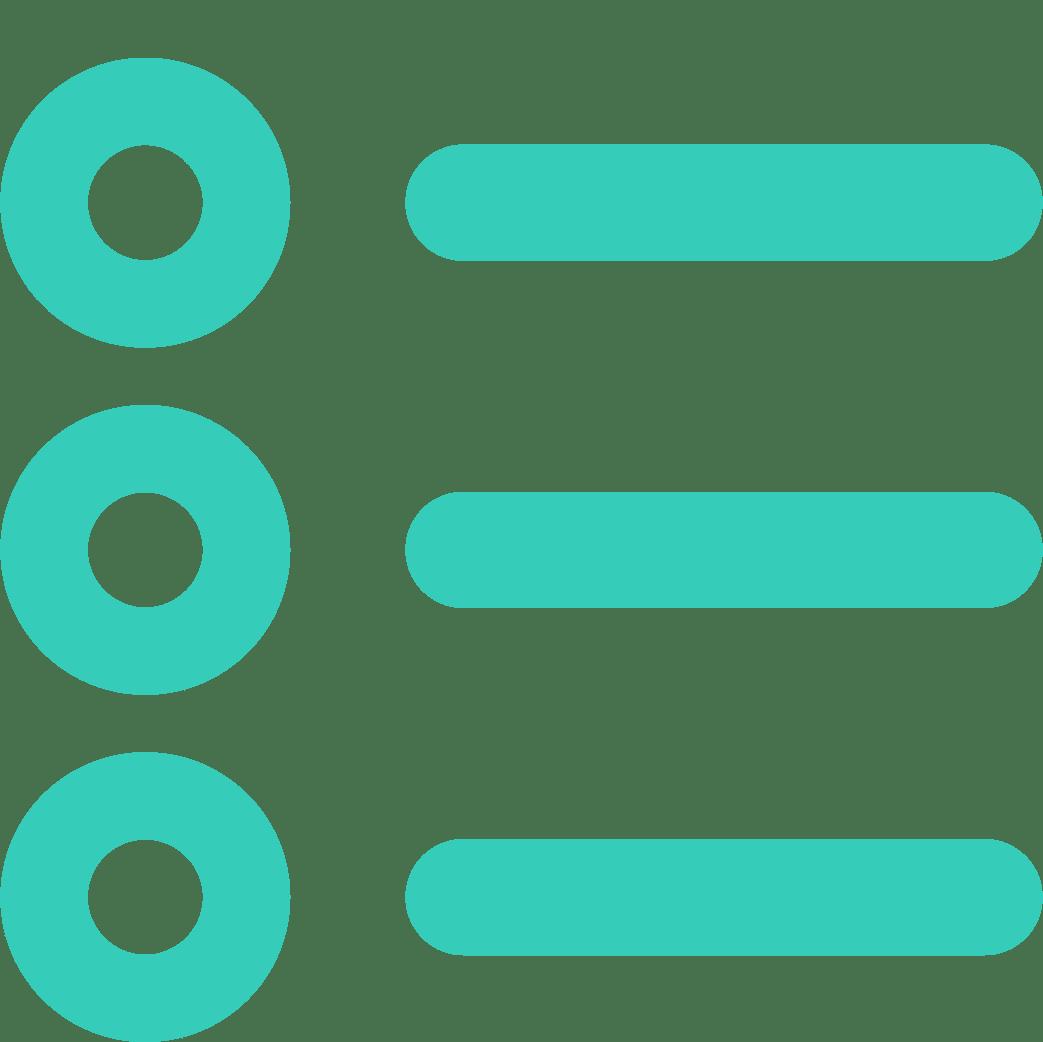 Formulieren en checklists